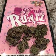 BUY PINK RUNTZ WEED HERB ONLINE